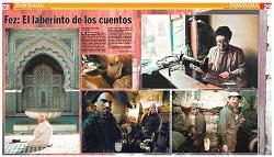 FEZ. EL LABERINTO DE LOS CUENTOS