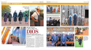 MENONITAS: PALABRA DE DIOS